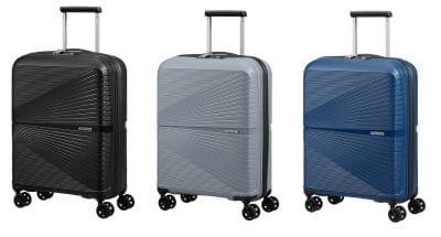 מזוודה קשיחה American Tourister Airconic 22