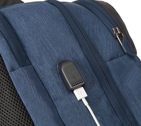 תיק גב למחשב 15.6 American Tourister Urban Groove USB 1