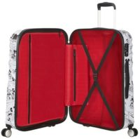 מזוודה קשיחה דיסני American Tourister Disney Comics Mickey/Minnie 2