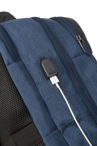 """תיק גב למחשב 15.6"""" American Tourister Urban Groove USB 16"""