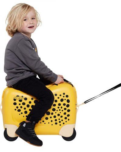 Samsonite Dream Rider Cheetah 4