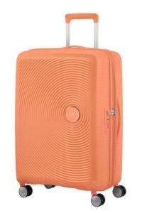 מזוודה קשיחה קלה American Tourister Soundbox 24
