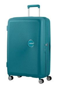 מזוודה קשיחה קלה American Tourister Soundbox 7