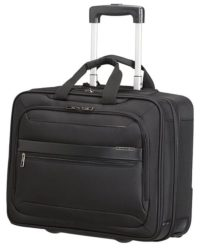 תיק גלגלים Samsonite Vectura evo 17.3 black