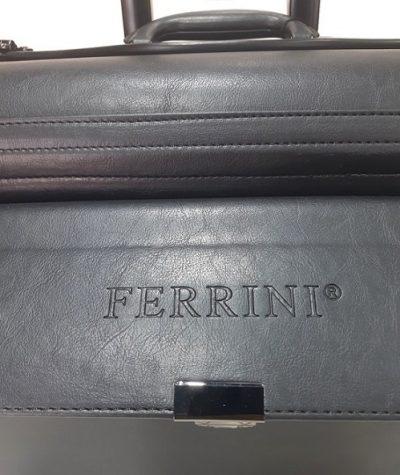 תיק גלגלים לעורכי דין פיילוט קייס Ferrini-8