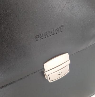 תיק מחשב משרדי Ferrini 2 תאים 12