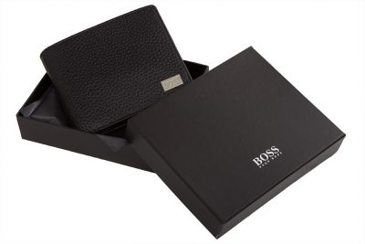 ארנק הוגו בוס Hogo Boss wallet CrossTown 3
