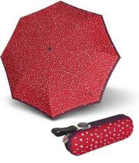 מטריה קטנה במיוחד בקייס קשיח Knirps X1 21
