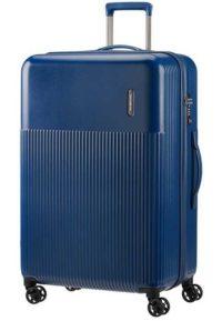 מזוודה קשיחה Samsonite Rectrix 28 blue 1