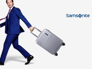 Samsonite Rectrix מזוודות סמסונייט